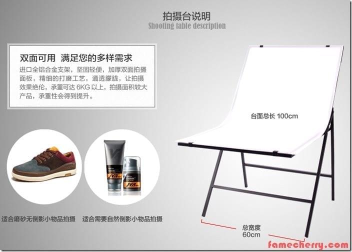 Mesa Product Table 100 cm x 60 cm Malaysia