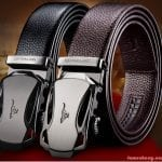 In Malaysia NOW : Genuine Leather Belt