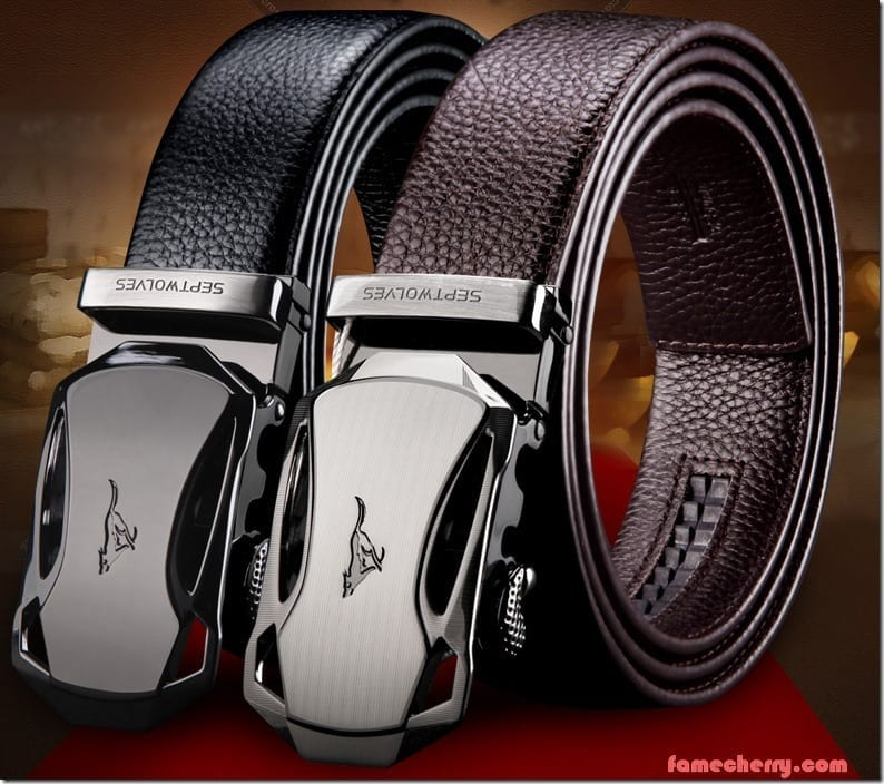 Genuine Leather Belt Malaysia