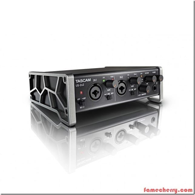 Tascam Audio Interface US 2x2 Malaysia