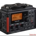 Essential Studio Equipment : Tascam DR-60D mk II Field Recorder Malaysia