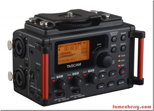 Tascam DR-60D mk II Field Recorder Malaysia