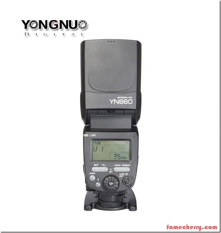 Yongnuo YN 660 Speedlight Malaysia