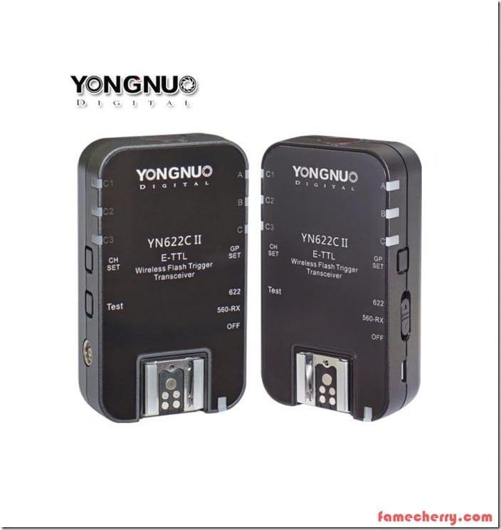 Yongnuo YN622C II Transceiver Malaysia