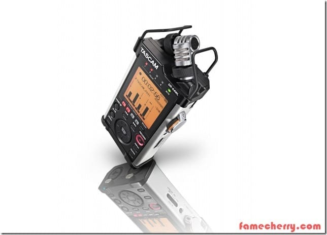 Tascam DR-44WL Portable Handheld Wifi Recorder Malaysia