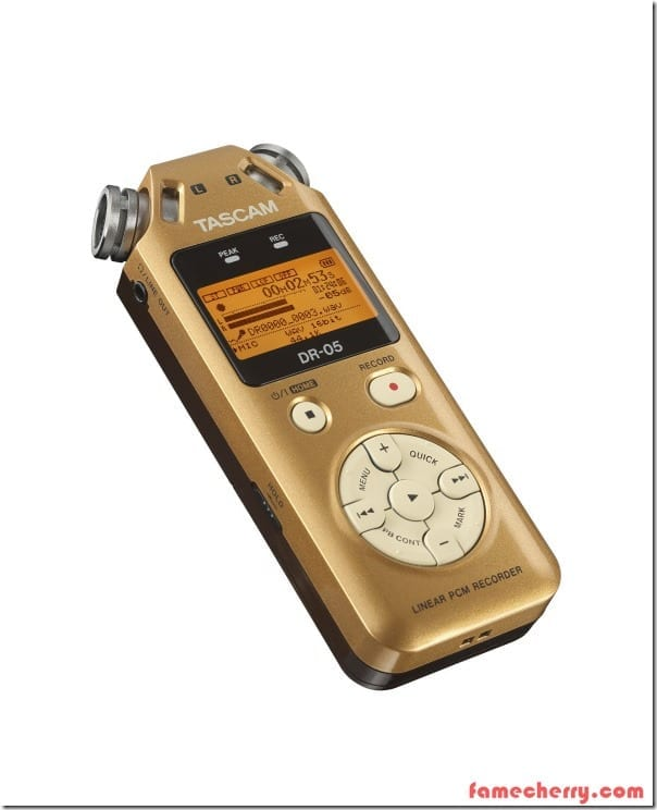 Tascam DR-05 Portable Handheld Recorder Malaysia