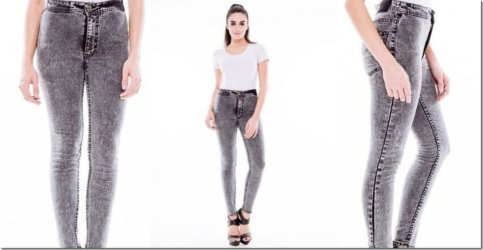 acid-wash-grey-high-waisted-jeans