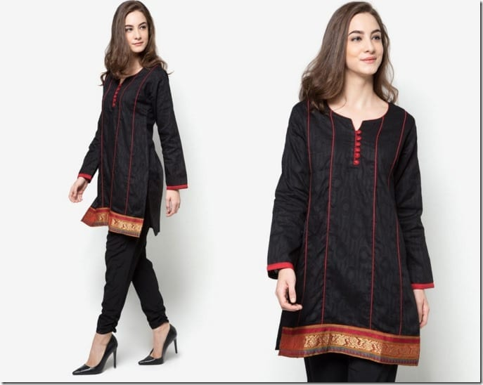 black-embroidered-cotton-tunic