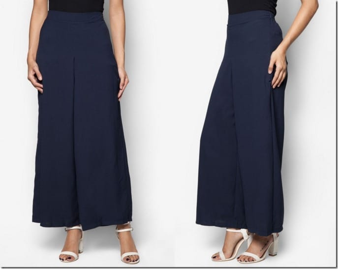 blue-drape-palazzo-pants
