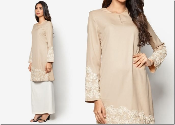 brown-beige-modern-kurung
