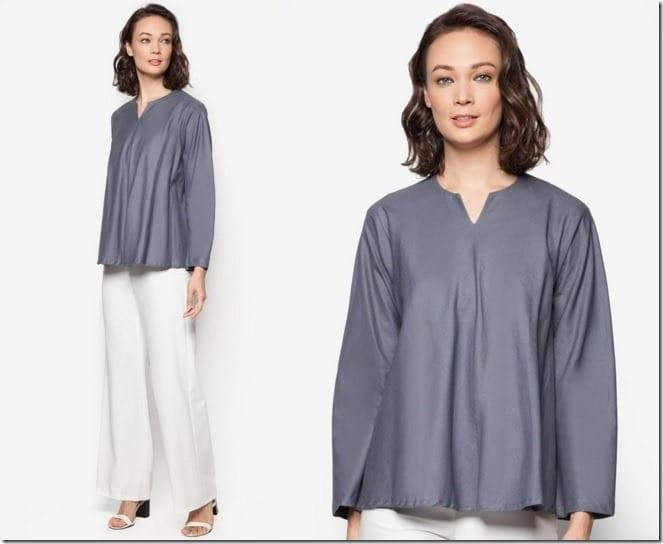 grey-boxy-blouse