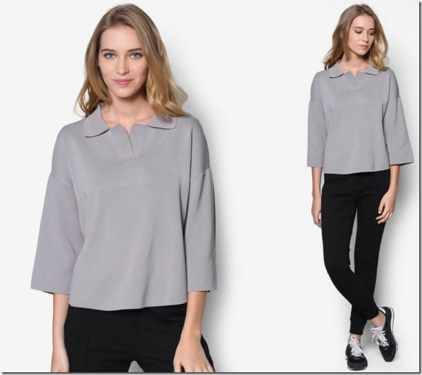 grey-collared-boxy-blouse