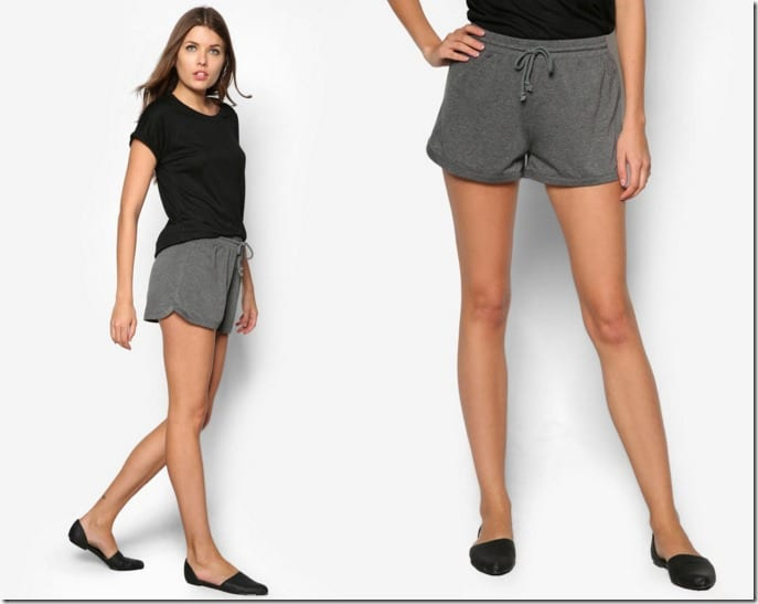 grey-curved-hem-jogger-shorts