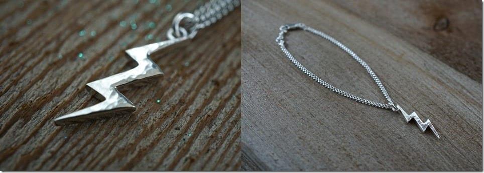 lightning-bolt-charm-bracelet