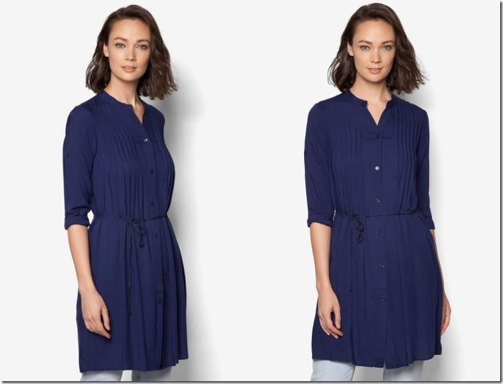 navy-pleated-tunic-top