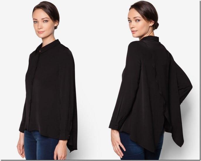 overlap-back-blouse