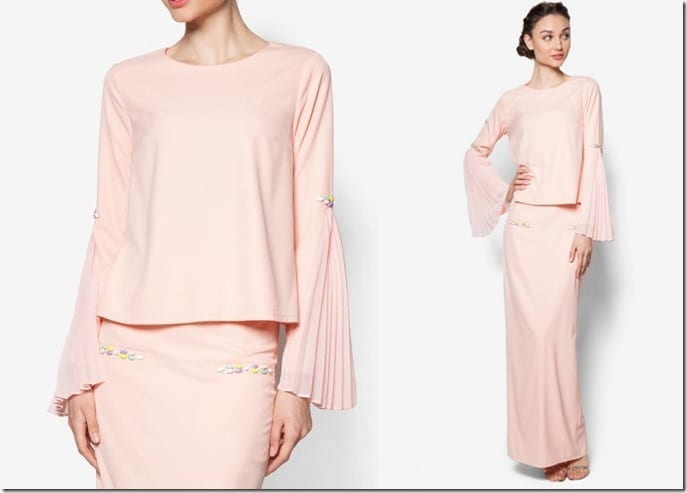 peach-side-pleated-sleeve-kurung