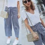 Fashionista NOW: How To Style Various Loose Pants For A Summer Chic Look