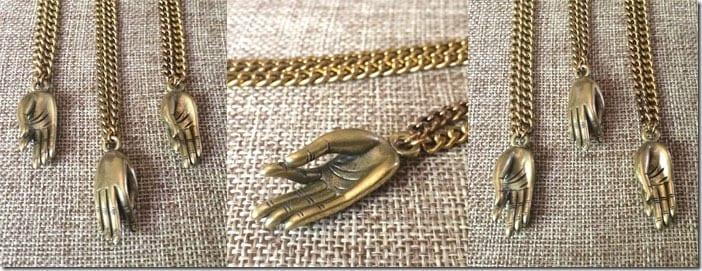 antique-gold-ohm-hand-necklace