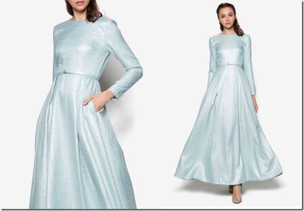 baby-blue-jacquard-maxi-dress