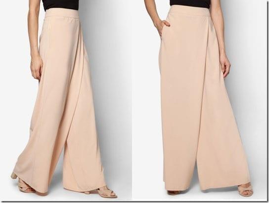 beige-wrap-palazzo-pants
