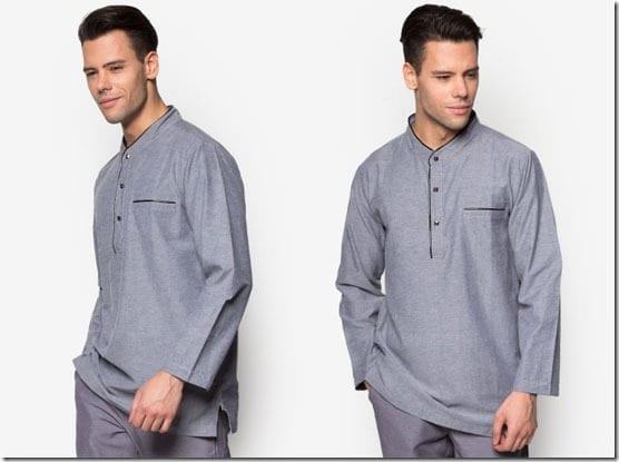 dark-grey-baju-melayu