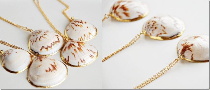 gold-plated-seashell-necklace