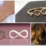 Fashionista NOW: Infinity Jewelry Inspiration