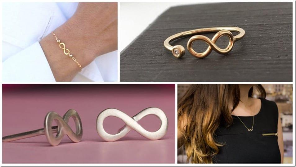 Infinity Jewelry Inspiration