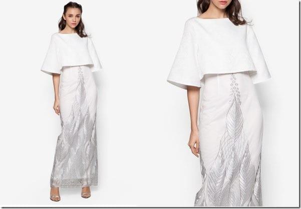 off-white-layered-jacquard-dress
