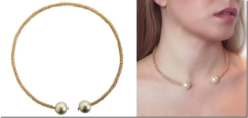 open-gold-pearl-choker-necklace