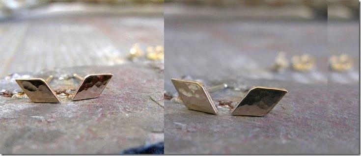 small-diamond-shape-stud-earrings
