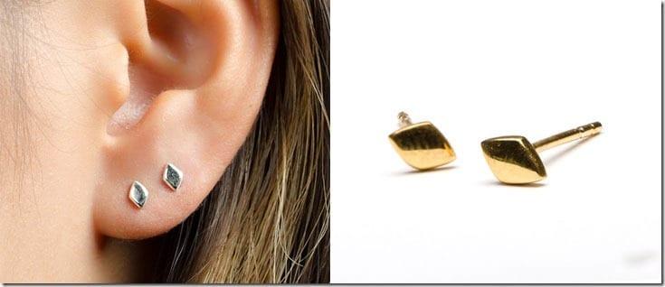 tiny-geometric-diamond-stud-earrings