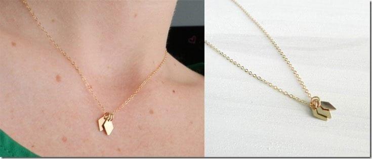 triple-diamond-charm-necklace