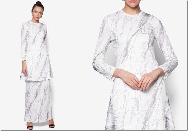 white-marble-jersey-kurung