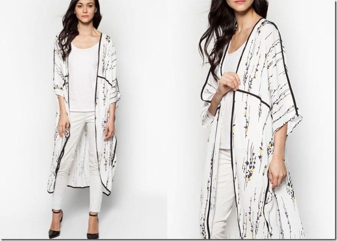 black-white-floral-kimono-maxi-cardigan