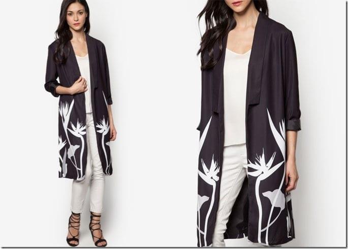 black-white-patterned-duster-cardi