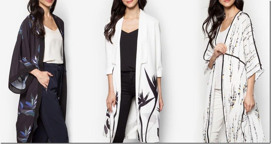 Long Flowy Cardigan Ideas For A Casual Raya 2016 Dressing