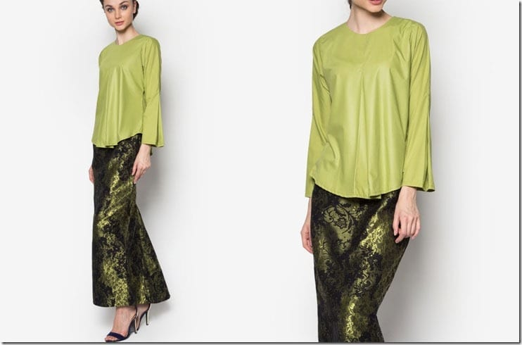 green-songket-inspired-kurung
