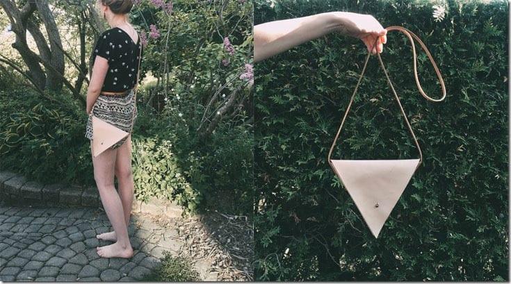 leather-triangle-shoulder-bag