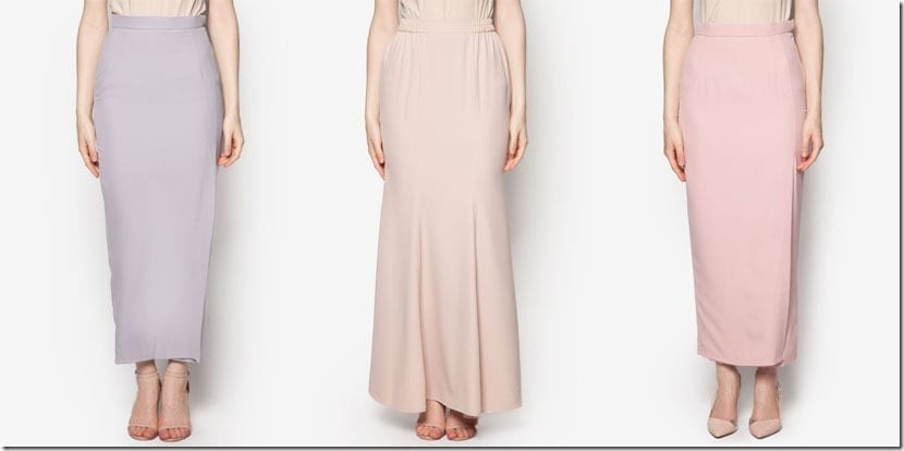 2 Versatile Long Skirt Styles To Perfect Your Eid Wardrobe
