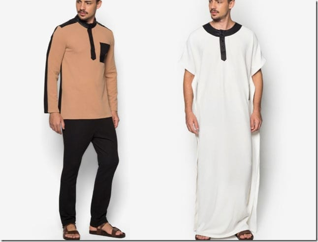 Hatta Dolmat Slays The Minimalist Fashion Game In His Mens Raya 2016 Collection