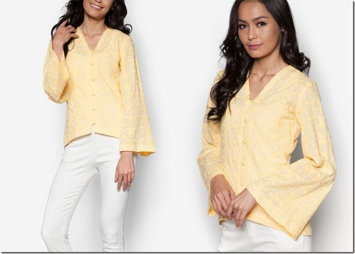 pale-yellow-short-kebaya-top