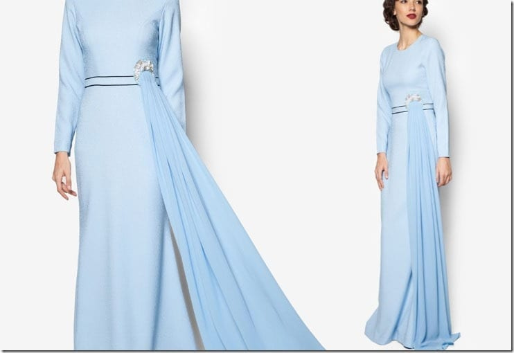 pastel-blue-pleated-drape-kurung