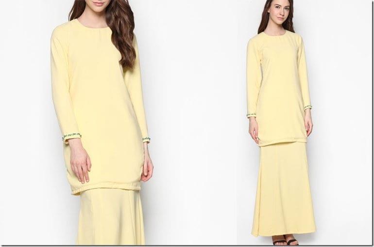 pastel-yellow-modern-kurung