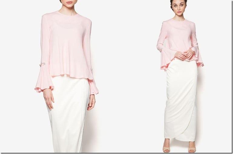 pink-cream-beaded-kurung