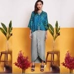 Fashionista NOW: Sazzy Falak SFKL Raya 2016 Collection Is For Chic Boho Queens