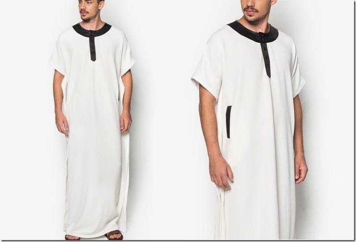 short-sleeve-white-jubah