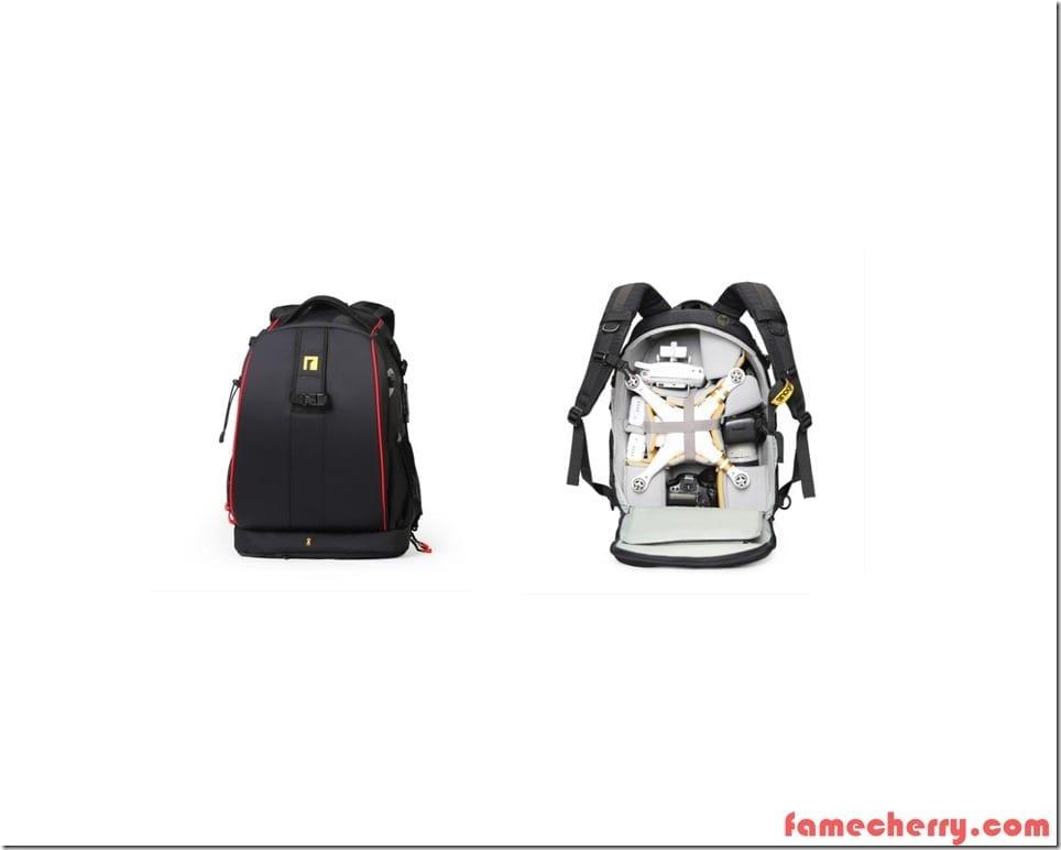 Bristol Professional DJI Phantom Quadcopter Drone Bag Malaysia