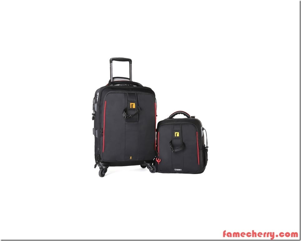 Brighton Professional Camera Trolley Bag Malaysia